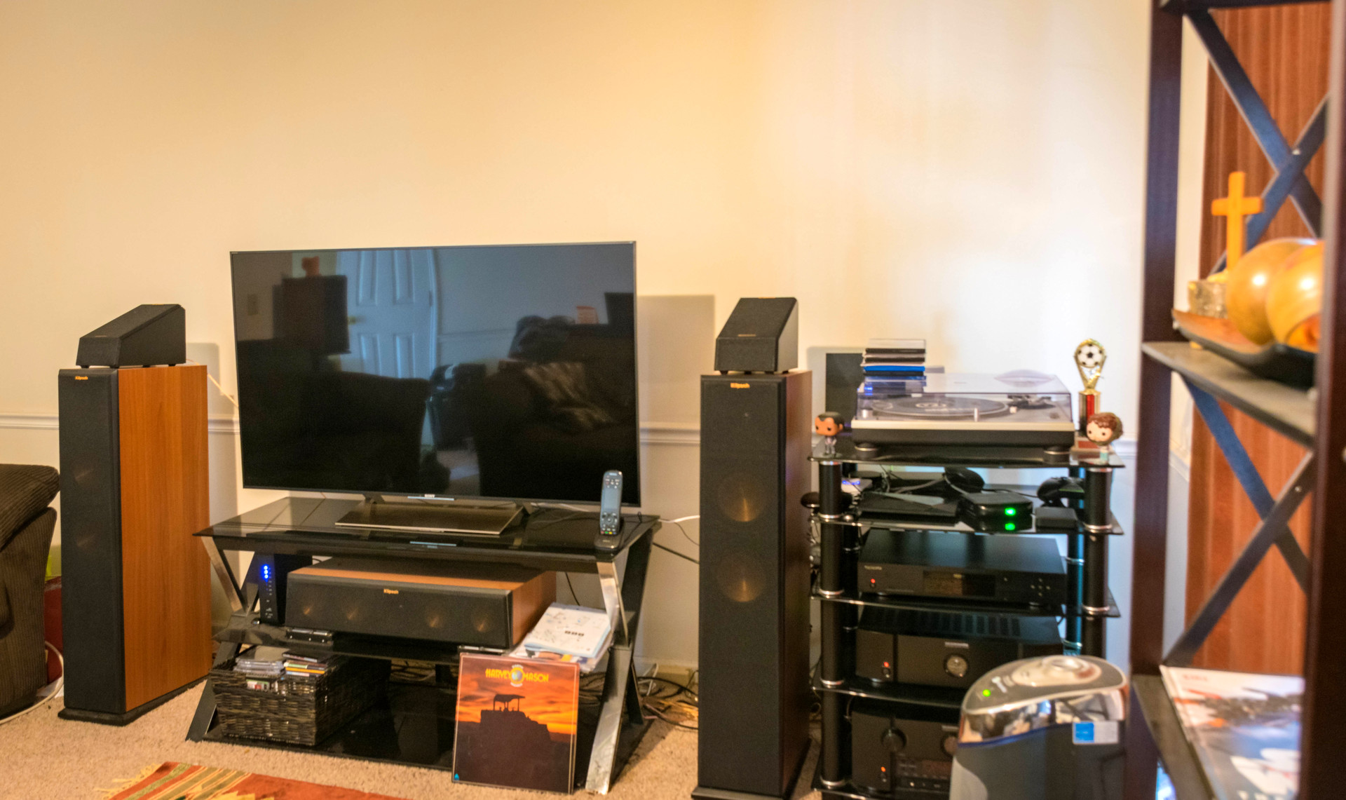 Groove93's HT setup - Blu-ray Forum