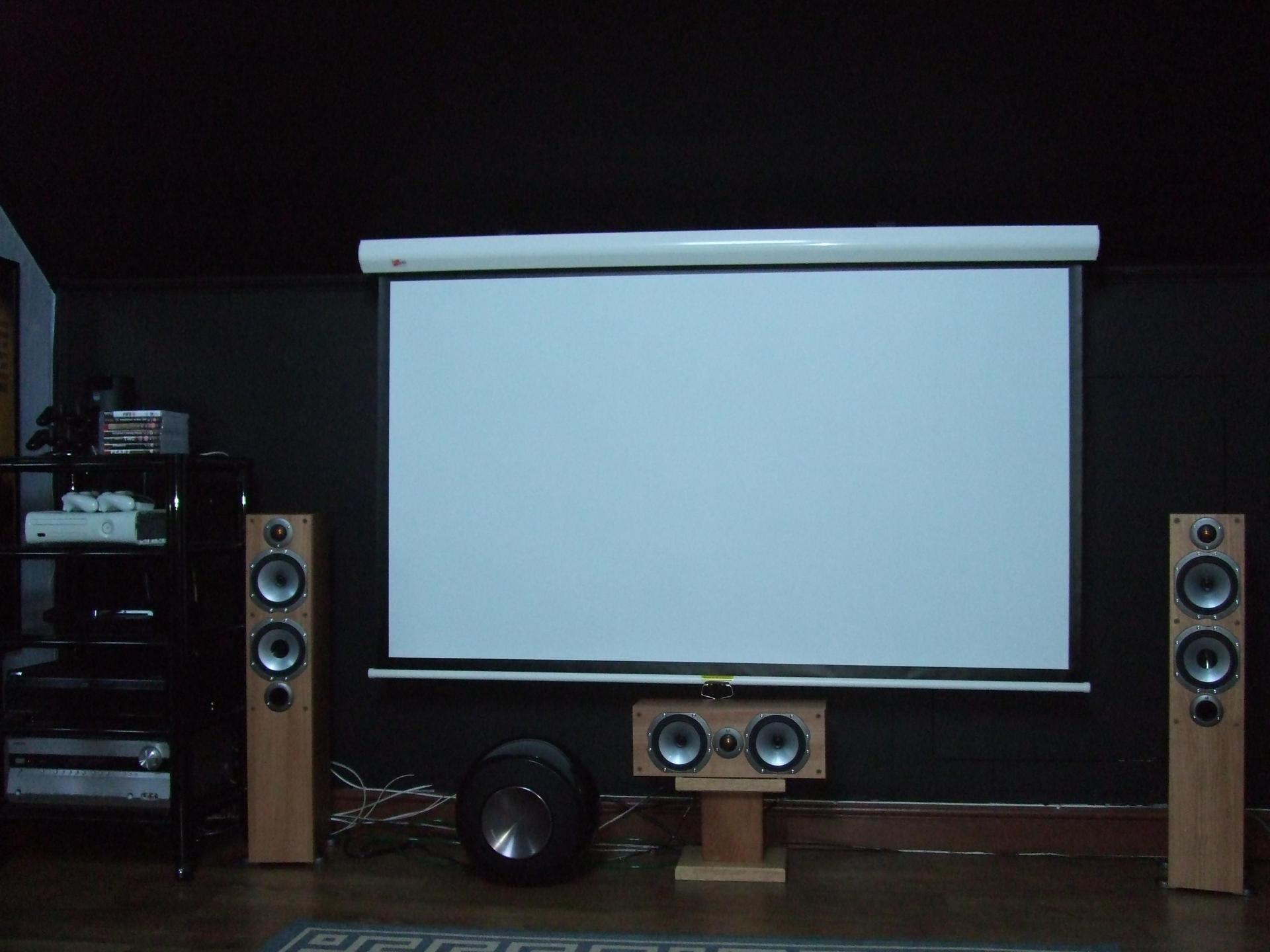 Villain2100\'s Home Theater Gallery - My Home Theatre (46 photos)
