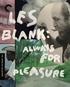 Les Blank: Always for Pleasure (Blu-ray)