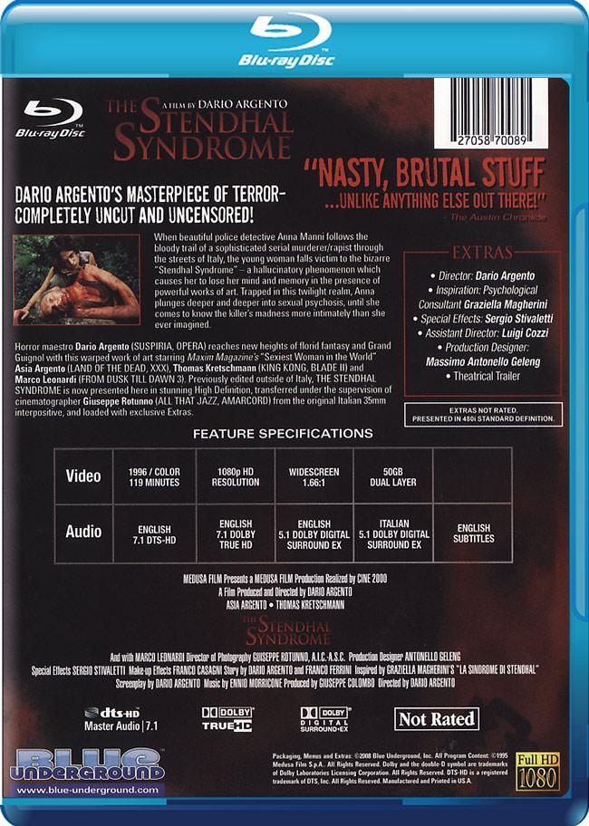 Sindrome (2004) Uncut
