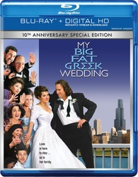 My Big Fat Greek Wedding 3.My Big Fat Greek Wedding Blu Ray 10th Anniversary Special Edition