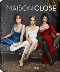 Maison Close: Season One Blu-ray (Canada)