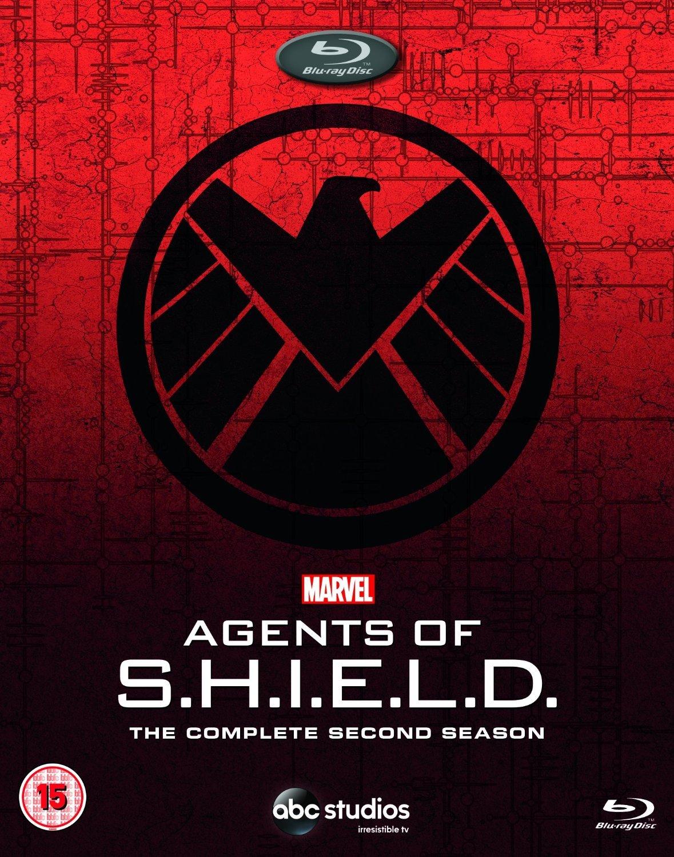 Marvel Agents Of Shield Staffel 2 Dvd Deutsch