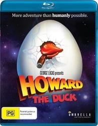 the best attitude 10806 44ef9 Howard the Duck Blu-ray (Australia)