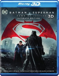 Batman v Superman: Dawn of Justice 3D (Blu-ray)