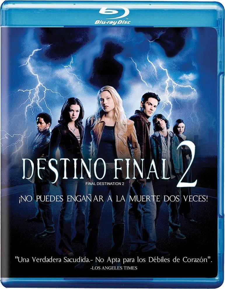 Resultado de imagen para final destination 2 cover