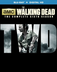 The Walking Dead: The Complete Sixth Season (Blu-ray)
