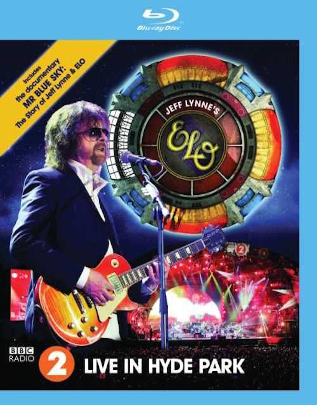 Jeff Lynne's ELO: Live in Hyde Park Blu-ray
