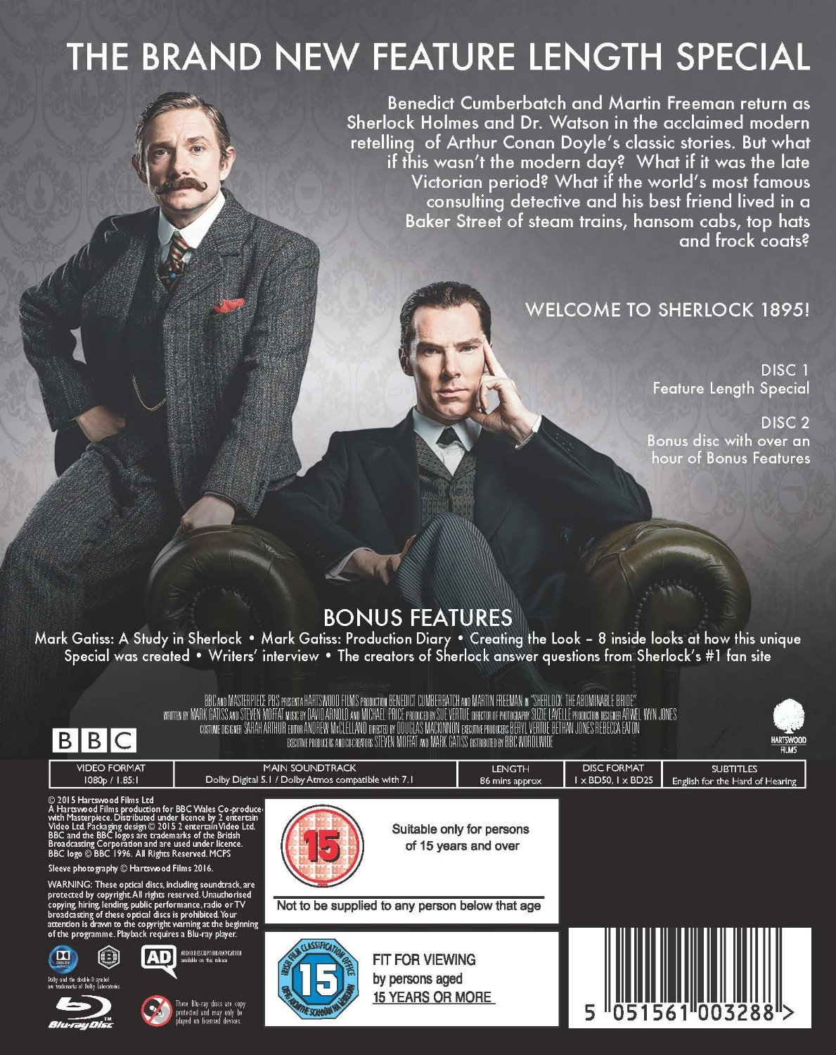 New BBC UK releases are 1080p and 24fps? - Blu-ray Forum