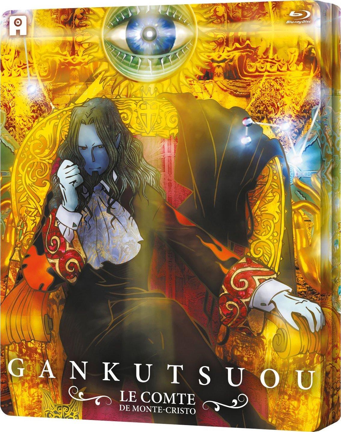 Gankutsuou: The Count of Monte Cristo Blu-ray (United Kingdom)