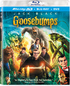 Goosebumps 3D (Blu-ray)