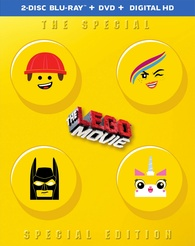 The lego movie: the special special edition' now available on blu.