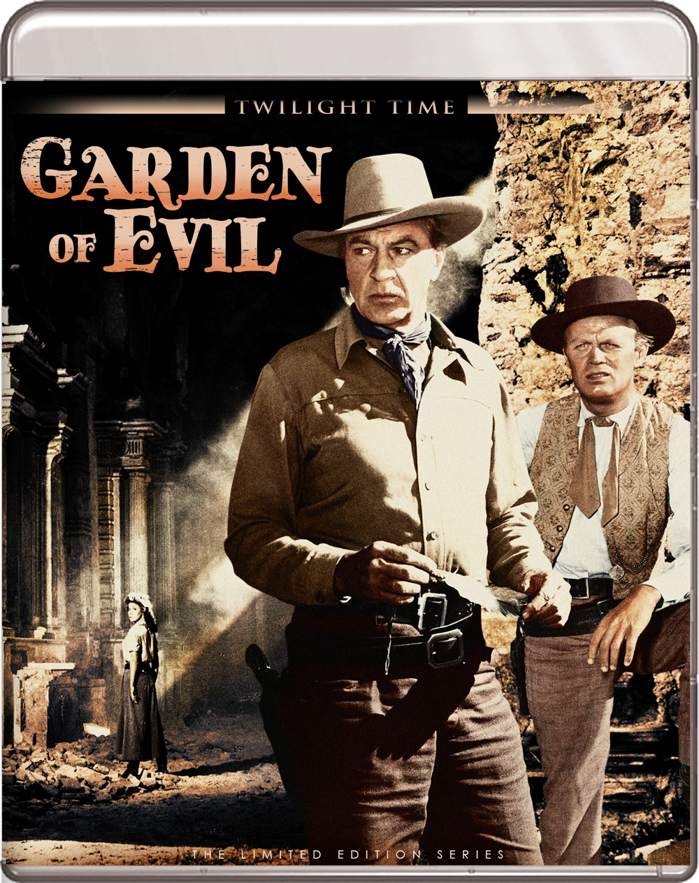 Garden of Evil Blu-ray: Limited Edition to 3000