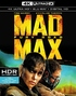 Mad Max: Fury Road 4K (Blu-ray)