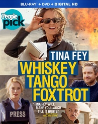 Whiskey Tango Foxtrot (Blu-ray) Temporary cover art