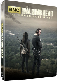 The Walking Dead: The Complete Sixth Season (Blu-ray) Temporary cover art