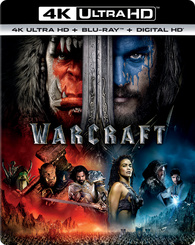 Warcraft 4K (Blu-ray)