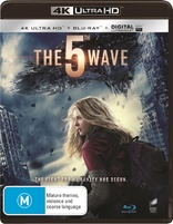 Gravity 4K Blu-ray (Australia)