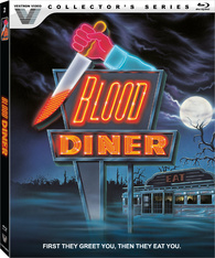 Blood Diner (Blu-ray)
