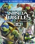 Teenage Mutant Ninja Turtles: Out of the Shadows 3D (Blu-ray)