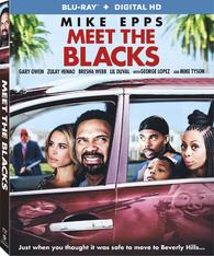 Meet the Blacks (Blu-ray)