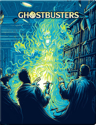 Ghostbusters (Blu-ray) Temporary cover art