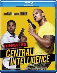 Central Intelligence (Blu-ray)