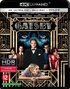 The Great Gatsby 4K (Blu-ray)