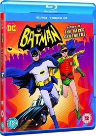 Batman: Return of the Caped Crusaders (Blu-ray)