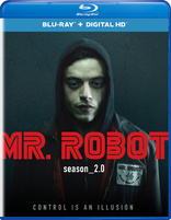 Mr  Robot: The Complete First Season Blu-ray