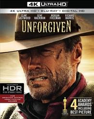 Unforgiven 4K (Blu-ray)