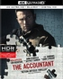 The Accountant 4K (Blu-ray)