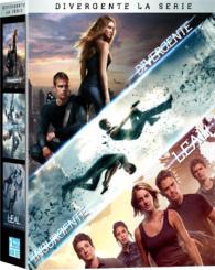 22d749f86a The Divergent Series: Divergent / Insurgent / Allegiant Blu-ray ...