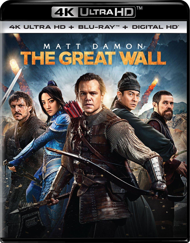 万里长城[4K REMUX原盘] The Great Wall 2016 2160p BluRaycd REMUX HEVC