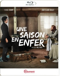 Une Saison En Enfer Blu Ray Release Date May 24 2017 Una