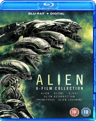 Alien 1 6 Boxset Blu Ray Prometheus Alien Covenant Alien