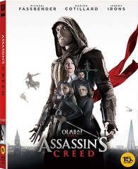 Assassin S Creed Blu Ray Release Date June 8 2017 South Korea