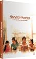 Nobody Knows (Blu-ray)