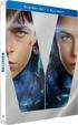 Valérian et la Cité des Mille Planètes 3D (Blu-ray)