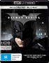 Batman Begins 4K (Blu-ray)