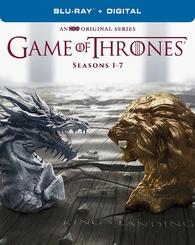 Game of Thrones: Seasons 1-7 Blu-ray