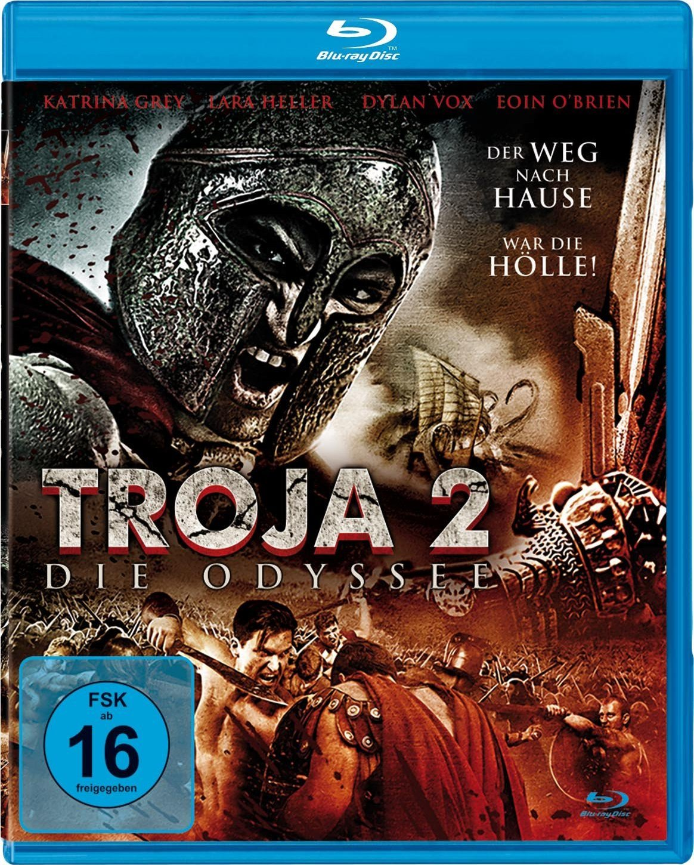 Troy: The Odyssey Blu-ray (Germany)