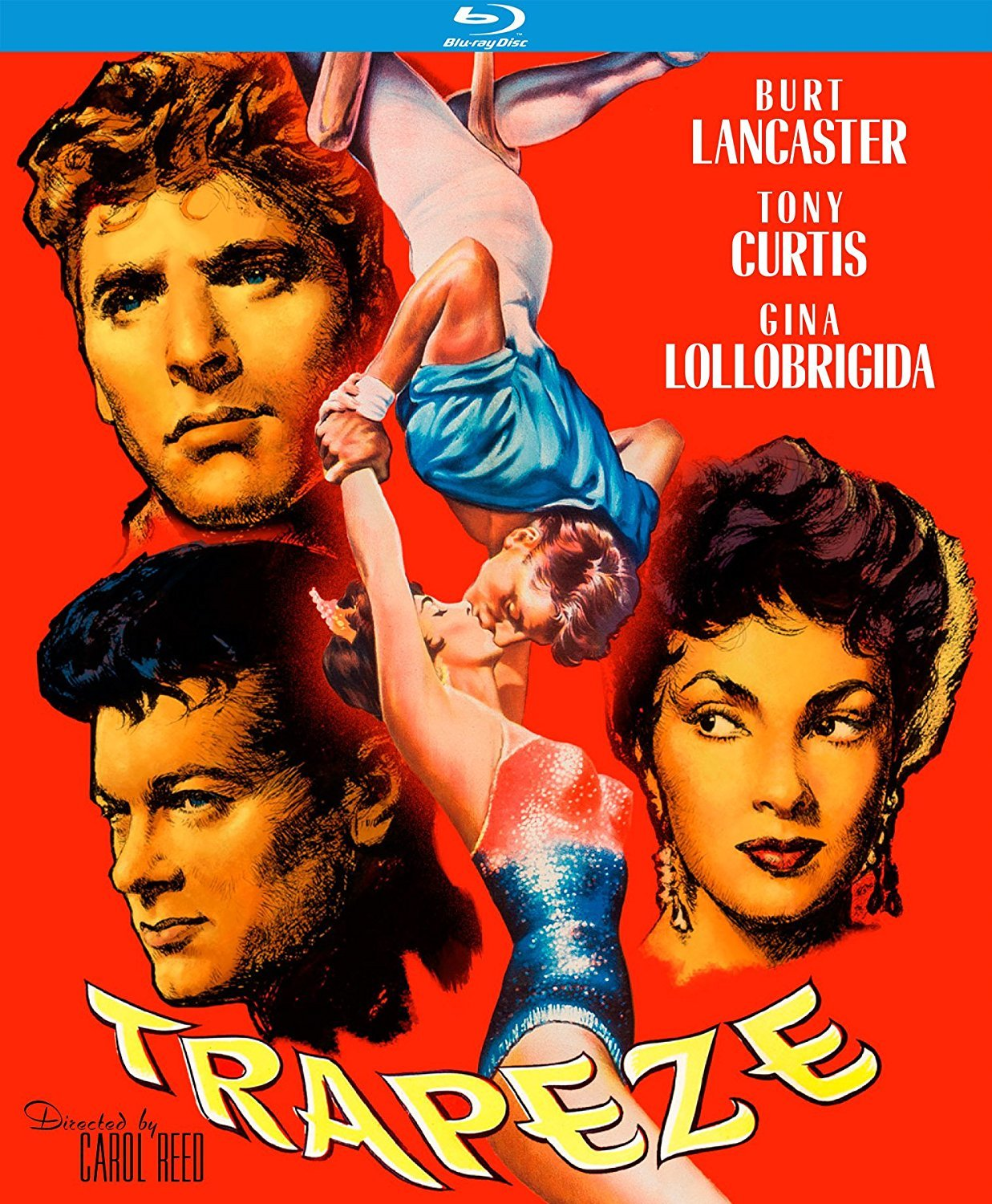 Image result for trapeze 1956