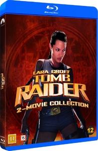 Lara Croft Tomb Raider 1 2 Blu Ray Release Date March 12 2018