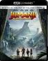 Jumanji: Welcome to the Jungle 4K + 3D (Blu-ray)