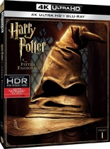 Harry Potter: 8-Film Collection 4K Blu-ray (Italy)