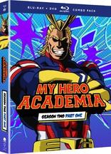 My Hero Academia: Season Three Part One Blu-ray