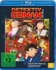 Detektiv Conan - 21. Film: Der purpurrote Liebesbrief (Blu-ray)