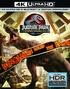 Jurassic Park Trilogy 4K (Blu-ray)