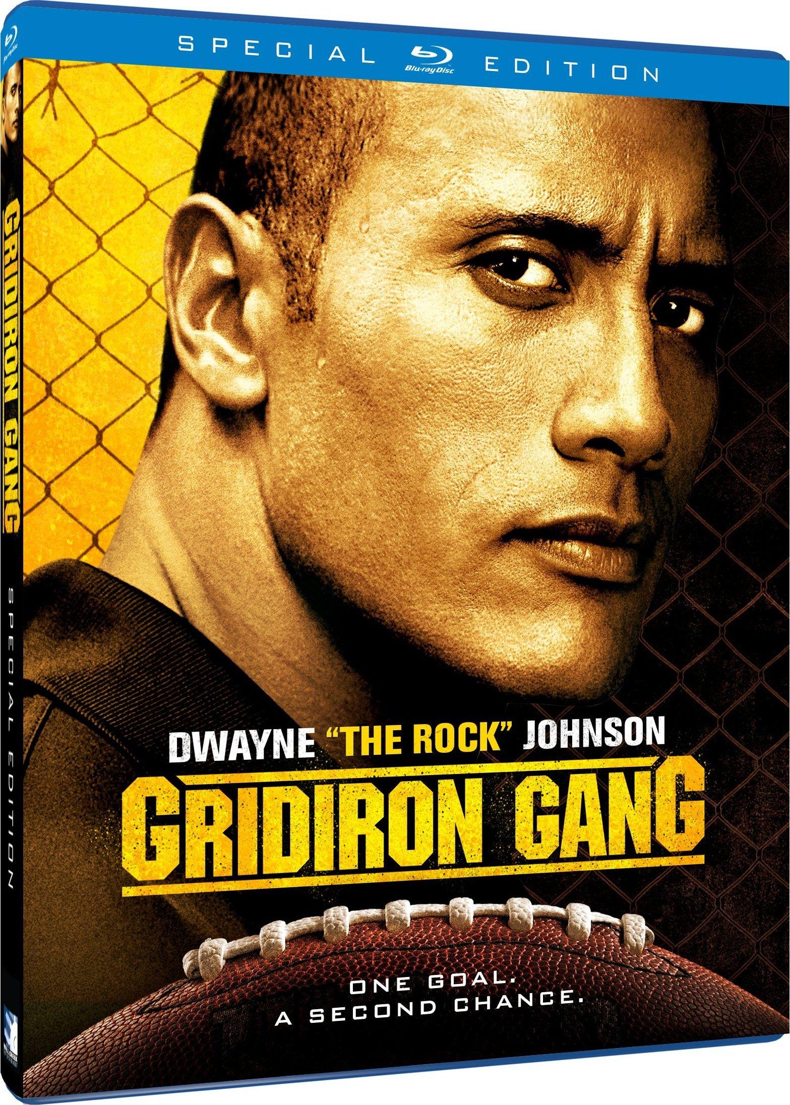 gridiron gang real characters